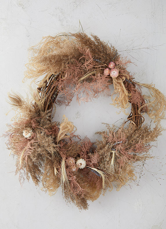 Wild + Natural Wreaths