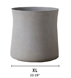 Planters By Size Xl