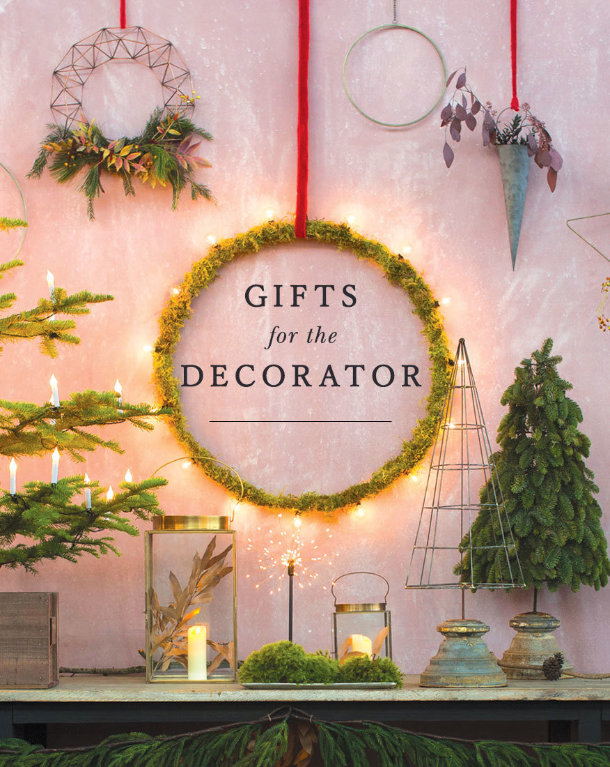 Gifts for the Decorator