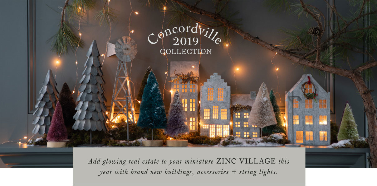 The Concordville Collection