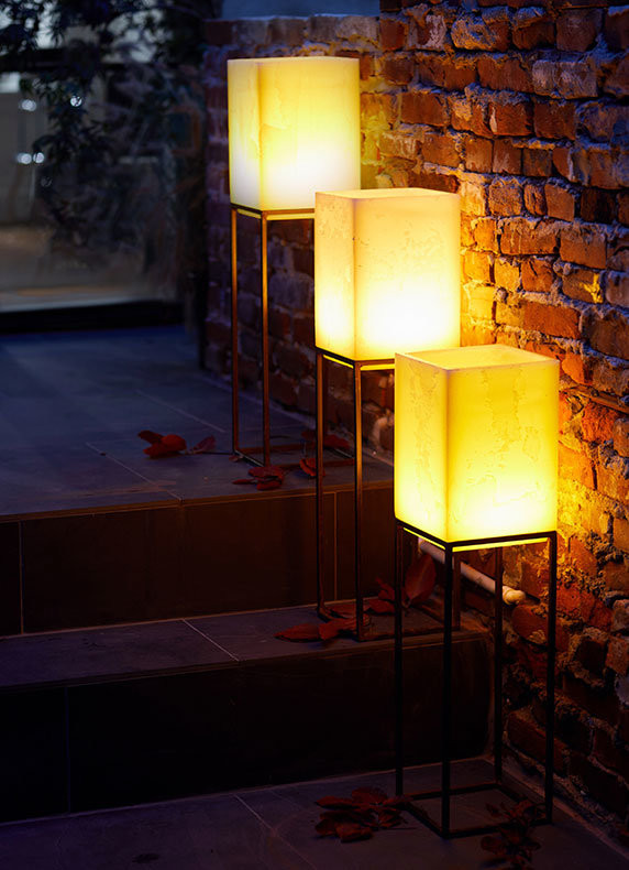 Hurricanes and Lanterns | plus more outdoor lighting